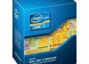 Procesador  intel core i7-2600  3.40g 8mb lga1155  $ 369.99