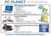 Venta de computadoras e impresoras- cursos de nivelacion