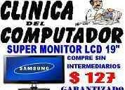 El mejor monitor del mercado y garantizado por $ 127 ** confÍe en los originales **