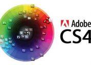 Cursos multimedia para  adobes cs4 - en español