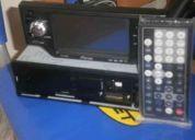 Dvd,television,mp3,memory card,pantalla tactil, radio para auto, usb