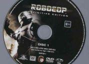 Robocop edicion 2 discos para coleccionistas excelente calidad discos impresos + estuche 1