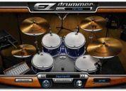 Ezdrummer la mejor bateria virtual, suena como la real !!!