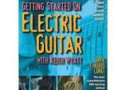 Curso de guitarra electrica fender
