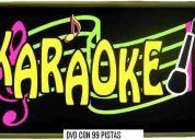 Karaokes para toda la familia