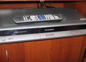 Vendo grabadora panasonic barata , para grabar tus programas favoritos de cable o tv.