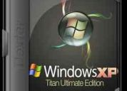 Windows xp sp3 titan 2.4 autoinstalable con programas