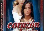 Vendo telenovela corazon salvaje en guayaquil