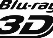 PelÍculas blu-ray 3d
