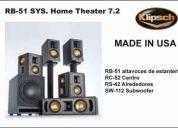 Sistema de cine en casa al mejor precio