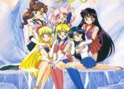 Sailor moon completo con pelis, ovas y el live action.. todo en dvd a $25 en guayaquil, g,