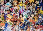 Anime y series de tv