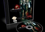 Pelicula dub originals  transp.14mm., peliculas clons originals 7mm., cd musica clons orig