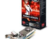 Tarjeta de video ati radeon hd 6570 2gb gddr3