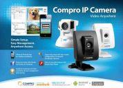Venta camaras de seguridad ip vision hd compro technology.