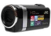 Videocámara full hd 1920x1080 jvc everio hm440, pantalla táctil, cámara 2mp, doble slot sd
