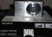 Camara digital sony cybershot 14 mpx modelo dsc- w530