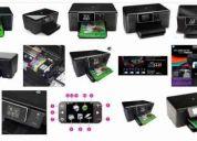 Hp photosmart plus b210 con sistema continuo manfusaqui technology