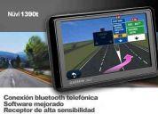 $ 160 gps garmin 285wt bluetooth pantalla táctil 4,3 +  mapas de usa y ecuador