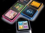 Vendo ipod nano - usado en perfectas condiciones