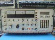 Monitor de servicio, sinader y toner helper instrumenst