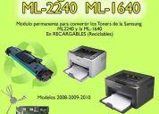 Recarga toners ml-2240 / ml-1640
