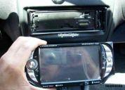 Radio para auto5 tactil, dvd, bluetooth excelentes condiciones