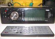 Vendo dvd - usb - bluetooth - radio mp3 casi nuevo barato control remoto , marca naxa