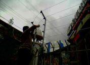 Cercos elÉctricos ( seguridad perimetral)