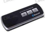 Bluetooth manos libres con altavoz para uso en oficinas, automoviles o camiones.