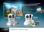 Camaras de seguridad ip vision hd compro technology.