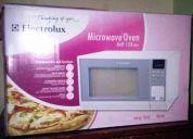 Vendo microondas marca electrolux de 23 litros **nuevo**