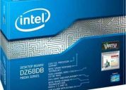 Mainboard intel dz68db media series z68 - lga 1155
