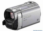 filmadora panasonic sdr-s45   $315