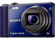 Sony h70 16.1mp 10x zoomopt hdmi video hd modelo2011+ regalo