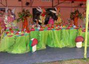 Parque infantil tesoritos