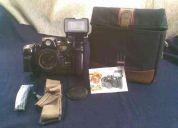 Camara de fotos para coleccionista
