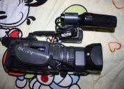 filmadora profesional sony dsr pd150