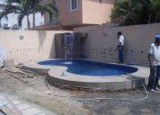 1800 piscina