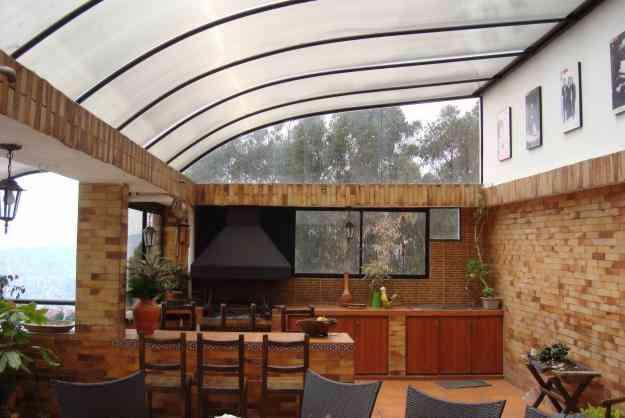 Precios techos de policarbonato para patios modern patio - Techos de aluminio para terrazas ...