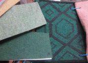 alfombra oferta con diseÑos incluye instalacion
