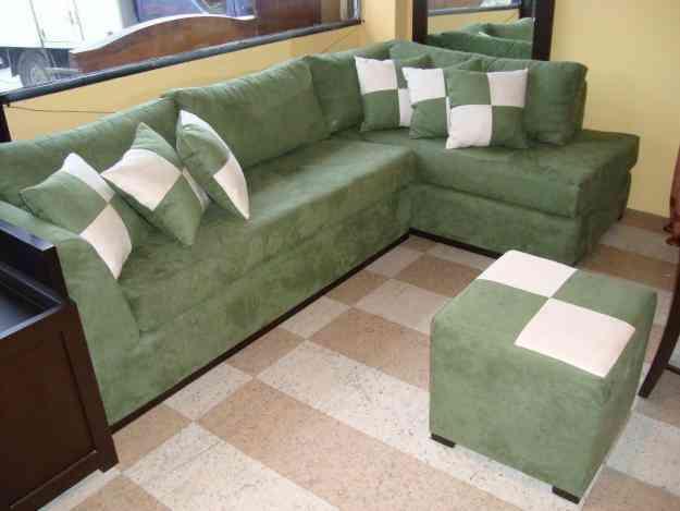 Muebles de salas modernos cmo decorar una sala pequea y for Muebles de sala modernos