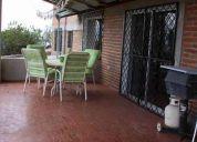 Muebles de patio o jardin.