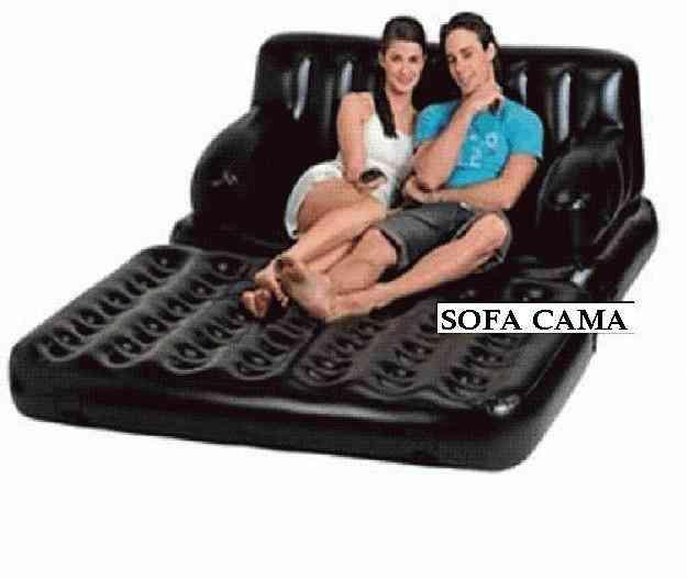 Sofa cama inflable quito doplim 5261 for Sofa cama inflable