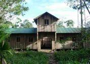 Vendo casa con finca de 2 hectareas. tf 04-2165085