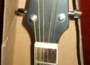 Vendo guitarra admix drw 4063 electro acÚstica negra