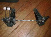 Doble pedal dixon k900