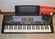 Teclado/organo/piano - casio/radio shack md-1160 midi