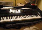 Vendo poderoso teclado casio wk-7500