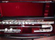 Vendo flauta traversa marca jupiter